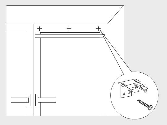 Монтаж горизонтальных жалюзи на пластиковые окна своими руками 35